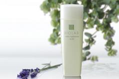 植物成分をふんだんに使った化粧品を使用